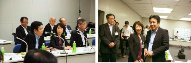 経済産業省・ちいさい企業応援会議においてコーディネーター