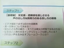 埼玉・浦和の女性専用話し方スクール・シュクル声磨きサロン ~声美人日記~